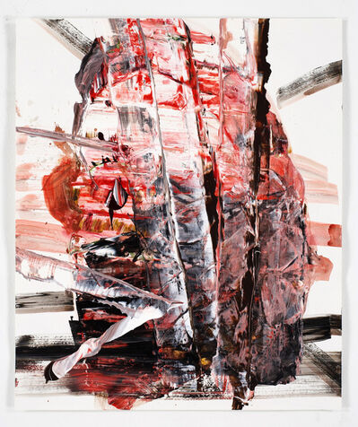 Elizabeth Neel, 'Crushed', 2007