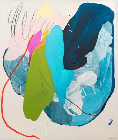 Heather Day, 'Blue Mass', 2019