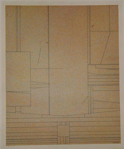Gunther Gerzso, 'Feminine Variation 12A', 1970