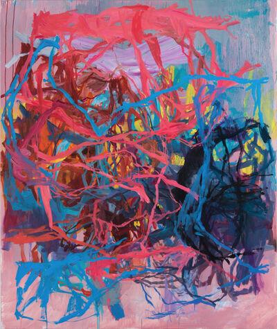 Elizabeth Gilfilen, 'Casting a net', 2016