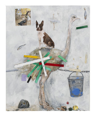 PG Thelander, 'Absint - Struts', Early 21st Century