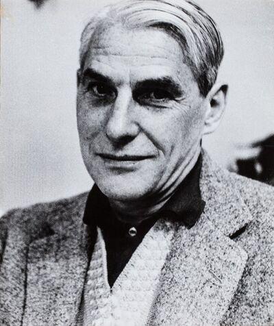 Plinio De Martiis, 'Willem De Kooning', 1959