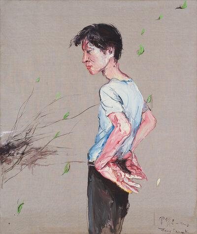 Zeng Fanzhi, 'Portrait', 2003