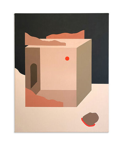 Madeleine Tonzi, 'Sun Shelter', 2021