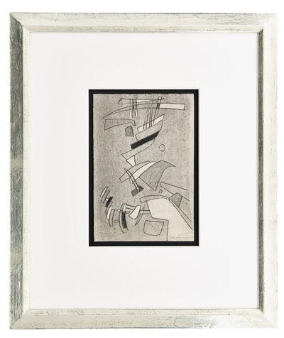 Max Ackermann, 'Hymne', 1953