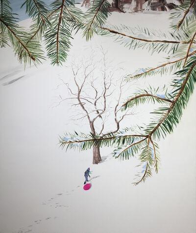 Sebastian Blanck, 'Through the Trees', 2017