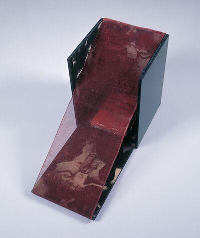 """Hélio Oiticica, 'B 33 Bólide caixa 18 """"Homenagem a Cara de Cavalo""""', 1965-1966"""