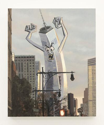 Matt Kenny, 'West Street Outrage', 2020