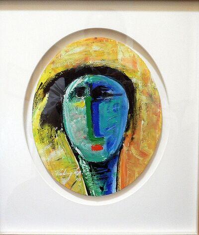 Vladimir Cora, 'Cabeza en Ovalo II', 2003
