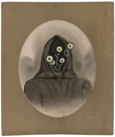 Jana Paleckova, 'Untitled (Cloaked Figure with Five Eyes)', 2015