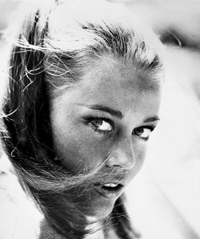 Willy Rizzo, 'Jane Fonda, Close-Up, Beverly Hills', 1962
