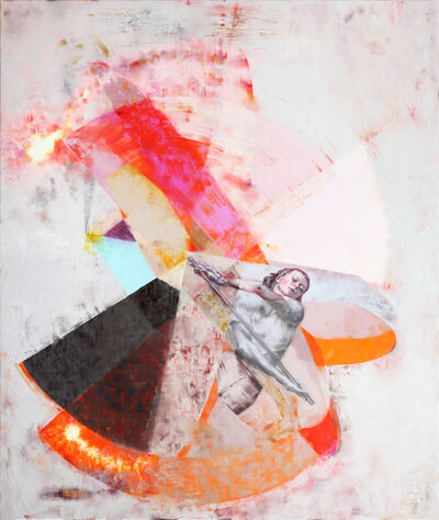 Pawel Ksiazek, 'Composition 05 (Rozalia Chladek)', 2017