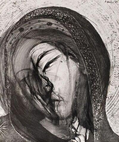 Arnulf Rainer, 'ST Simone Martini', ca. 1985
