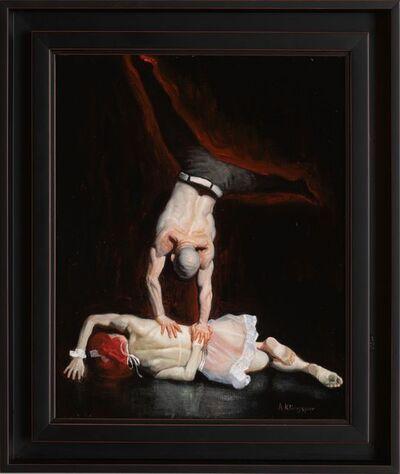 Alexander Klingspor, 'Handstand', 2019