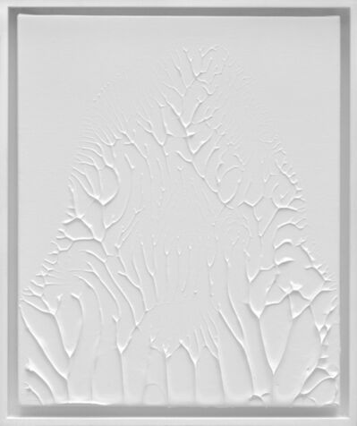 Thomas Tronel-Gauthier, 'Peinture Blanche F8 #1', 2016
