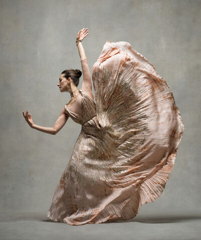 Ken Browar and Deborah Ory, 'Masha Dashkina Maddux, Principal Martha Graham Dance Company, Dress by Dior', 2018