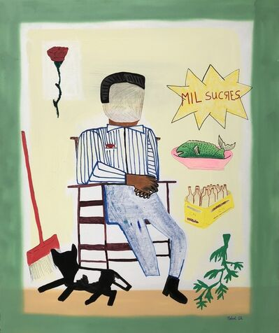 Sebastian Florido, 'Mil Sucres ', 2018