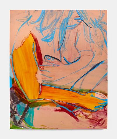 Sarah Faux, 'Nude breeze', 2019