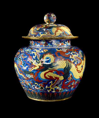 'Cloisonné jar', 1426-1435
