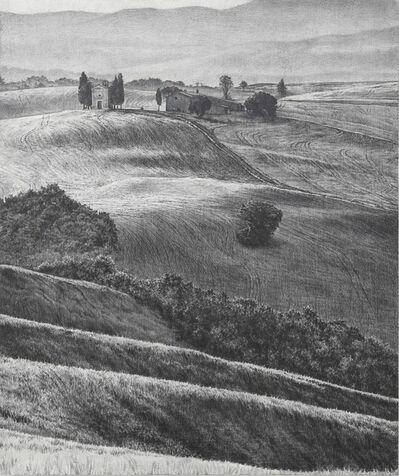 Giuseppe Stampone, 'Mare in Collina in Umbria', 2020