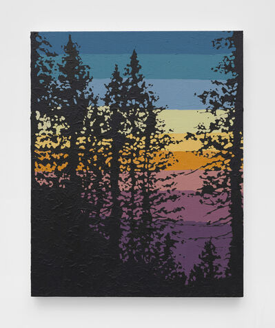 Hilary Pecis, 'Crestline Sunset', 2019