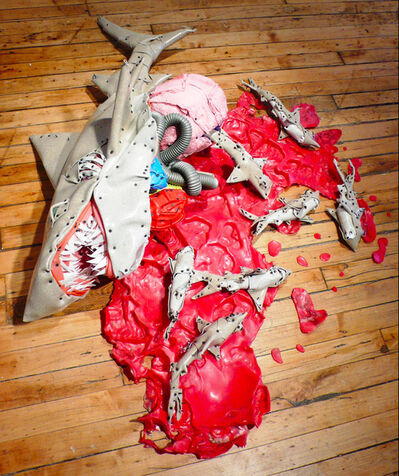 """Johnston Foster, 'Catch and Release """"Gutted Shark""""', 2009"""