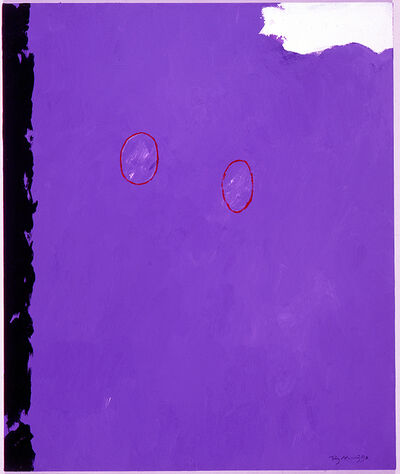 Ray Mead, 'Lavender', 1998