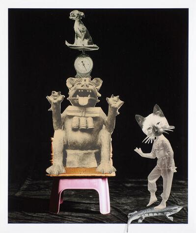Nadin Maria Rüfenacht, 'Sleepwalking', 2011