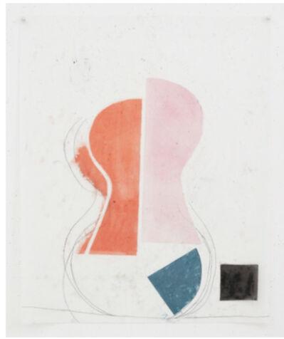 Vicki Sher, 'Broken Key Figure', 2017