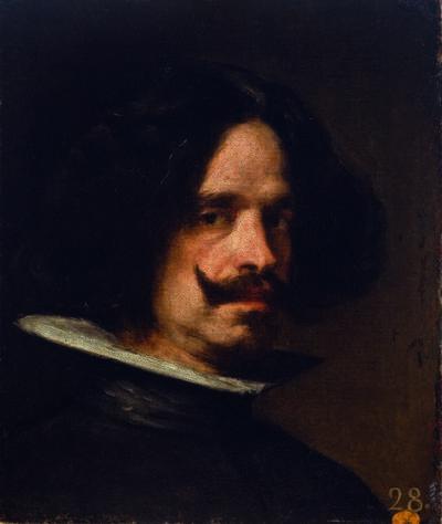 Diego Velázquez, 'Self-Portrait', ca. 1650