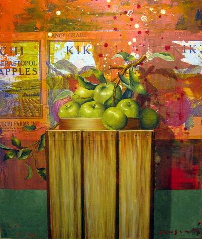 James Jensen, 'Apple Crate', 2014