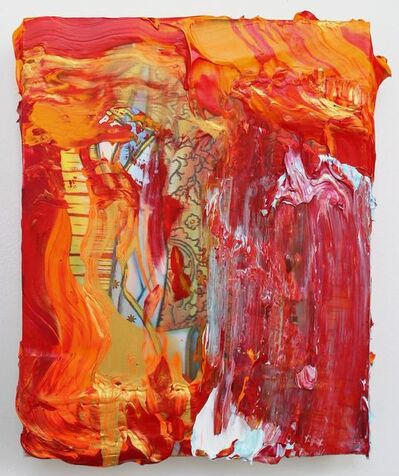 Melinda Laszczynski, 'Two Slices', 2016
