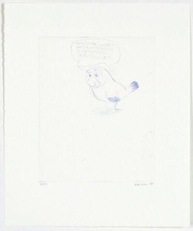 Daniel Richter, 'Little Doggy', 1995
