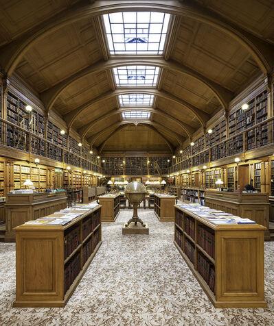 Reinhard Gorner, 'Hôtel de Ville II Library, Paris', 2018