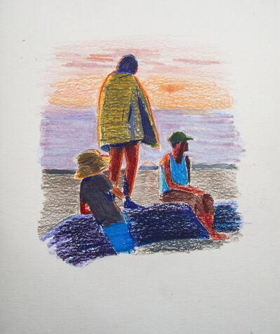 Caleb Hahne, 'Short Sand Beach', 2020