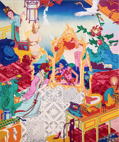 Jacky Tsai, 'Wedded Bliss', 2018