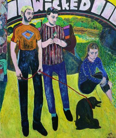Igor Moritz, 'Hackney Wick Canal', 2020