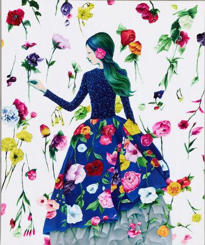 Eunhee Lim, 'Bad Flower Garden', 2015