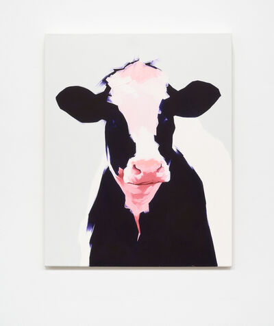 Michael St. John, 'Democracy (Cow) #3', 2018