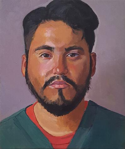 Dan McCleary, 'Roberto Ortiz', 2018