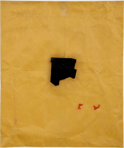 Robert Therrien, 'No title (piano envelope with running feet)', 1995-2008