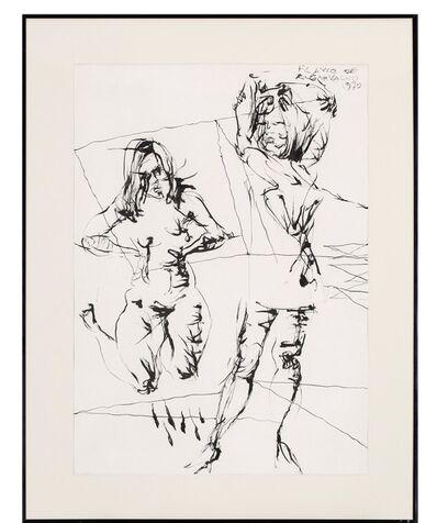 Flávio de Carvalho, 'Untitled  ', 1970