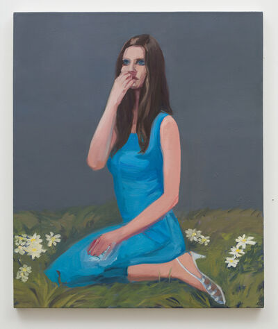 Janet Werner, 'Girl with Daisies', 2007-2018