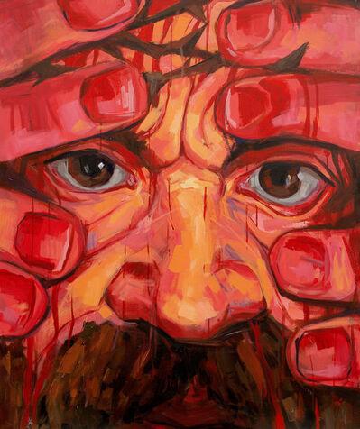 Santiago Oliveros AKA Sako Asko, 'Cristo Deformado (Christ Unshaped)', 2018