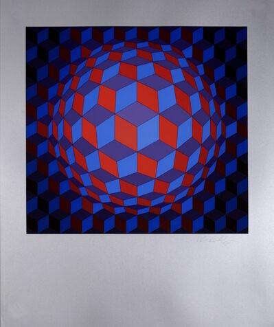 Victor Vasarely, 'Cheyt-Rond', 1974
