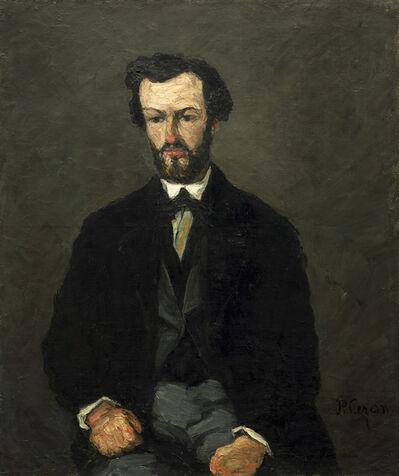 Paul Cézanne, 'Antony Valabrègue', 1866