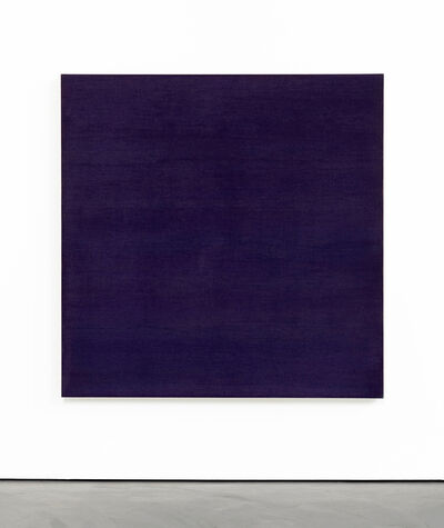 Phil Sims, 'Blue/Violet Sea Painting', 2017