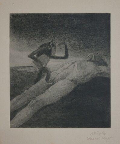 Alfred Kubin, 'Wissenschaft', 1903