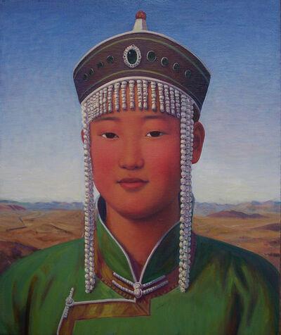 Xue Mo 薛墨, 'Naren Tuya', 2010