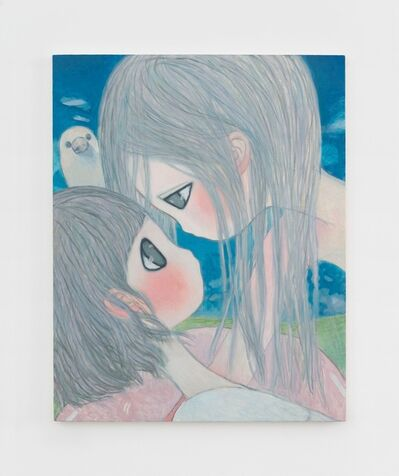 Aya Takano, 'Girl boy song', 2017
